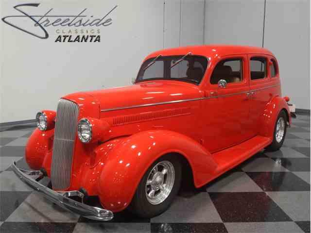 1936 Dodge Sedan | 1002463
