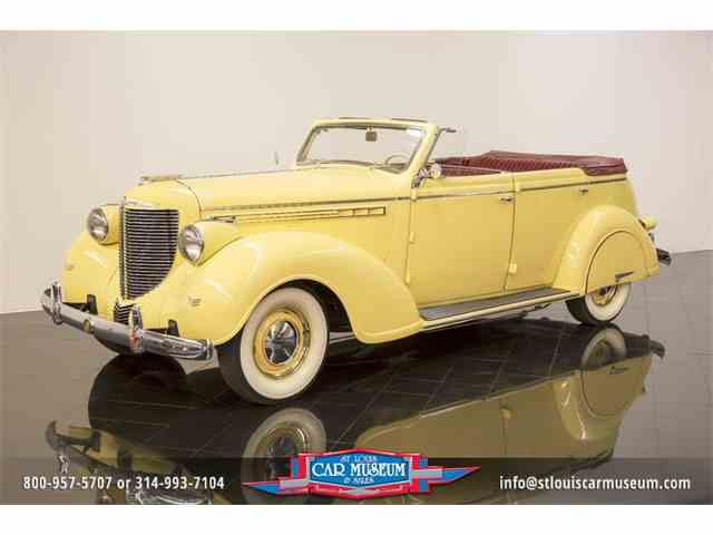 1938 Chrysler Imperial Eight Convertible Sedan | 1002465