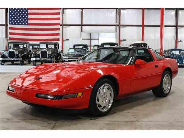 1995 Chevrolet Corvette | 1002467