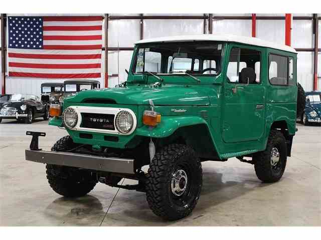 1977 Toyota Land Cruiser BJ | 1002468