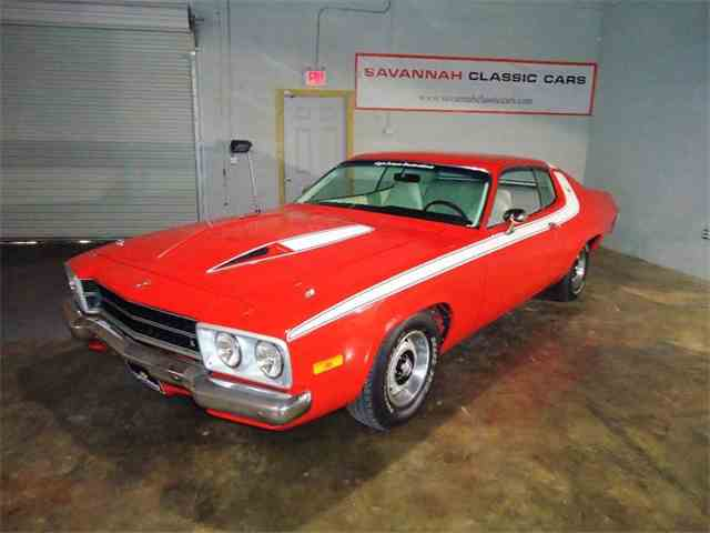 1973 Plymouth Road Runner | 1000247