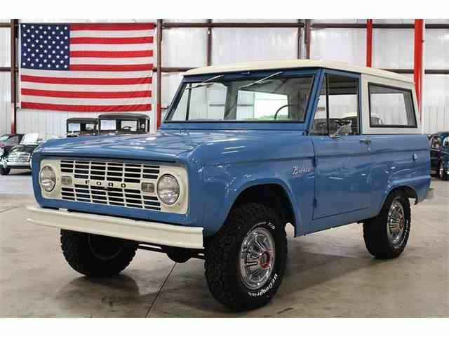1966 Ford Bronco | 1002470