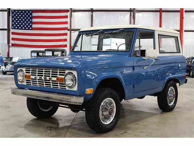 1969 Ford Bronco | 1002471