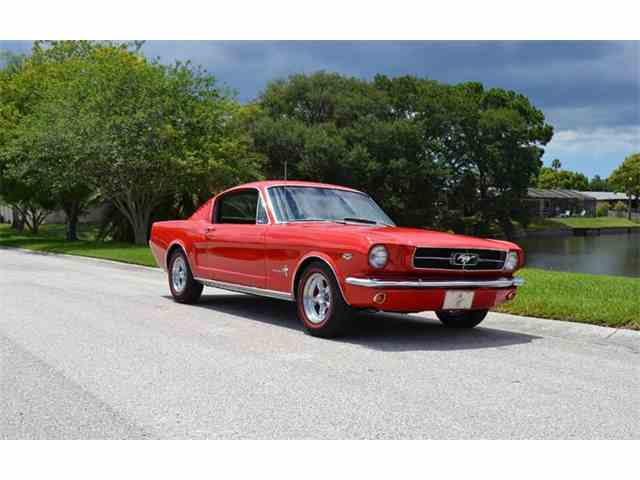 1965 Ford Mustang | 1002475