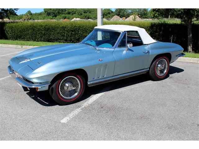 1966 Chevrolet Corvette | 1002476