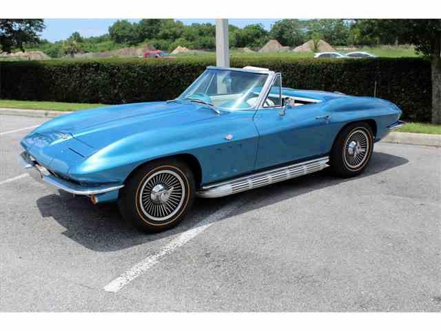 1966 Chevrolet Corvette | 1002477