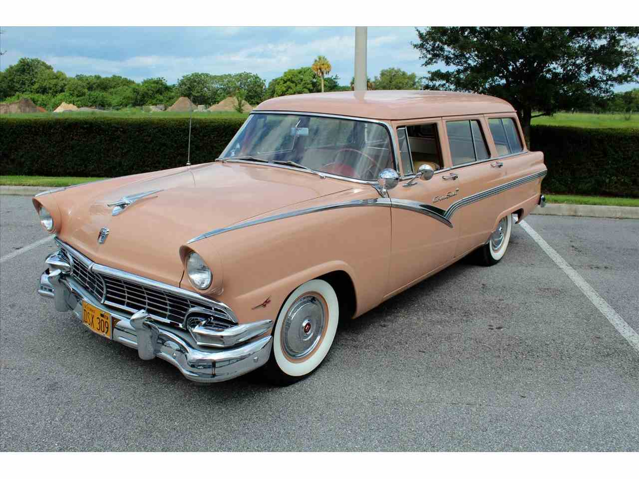1956 Ford Station Wagon for Sale - CC-1002479