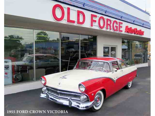 1955 Ford Crown Victoria | 1002480