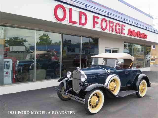 1931 Ford Model A | 1002482