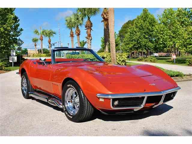 1968 Chevrolet Corvette | 1002485