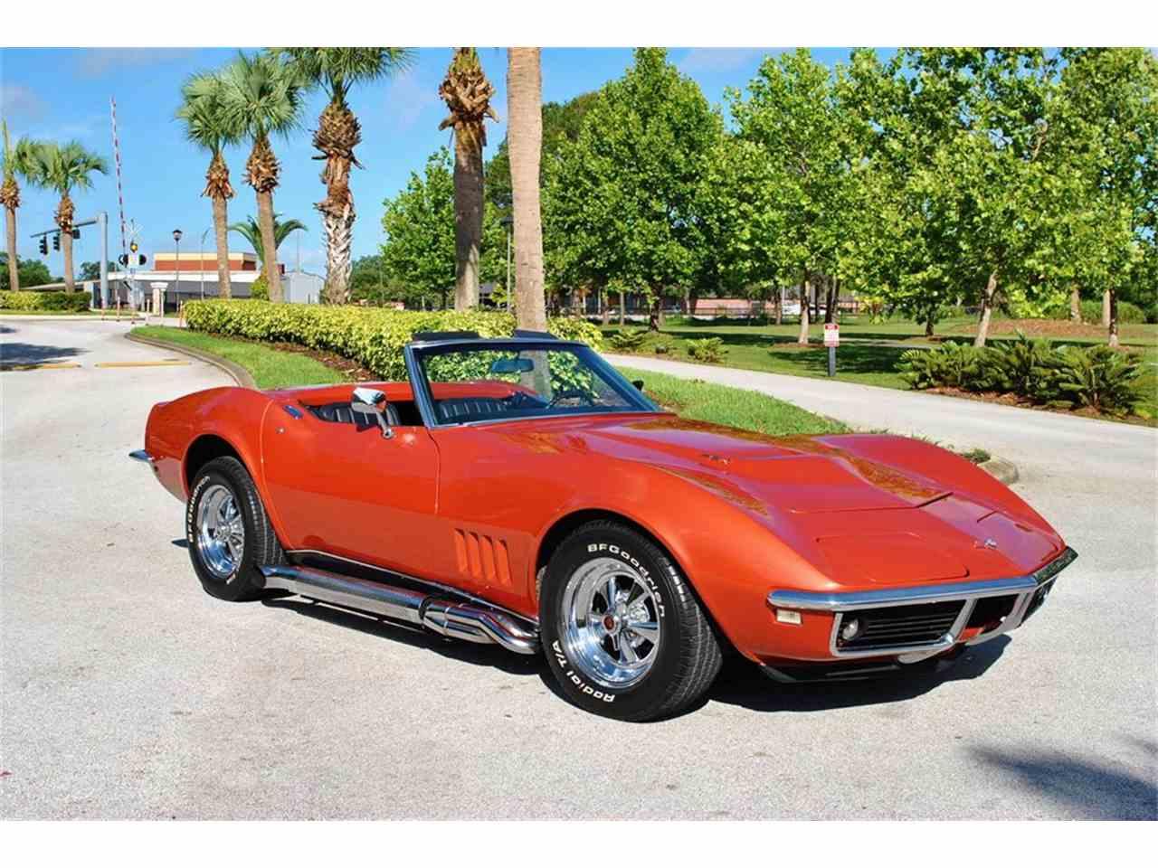 1968 chevrolet corvette for sale cc 1002485
