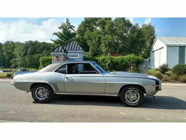 1969 Chevrolet Camaro | 1002489