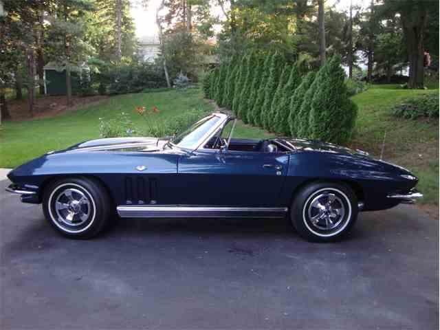 1966 Chevrolet Corvette   1002499