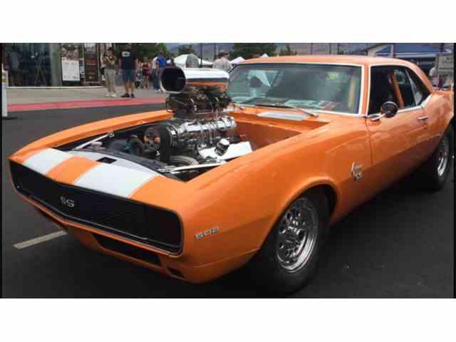 1968 Chevrolet Camaro | 1002506