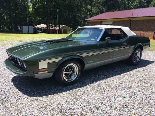 1973 Ford Mustang | 1002507