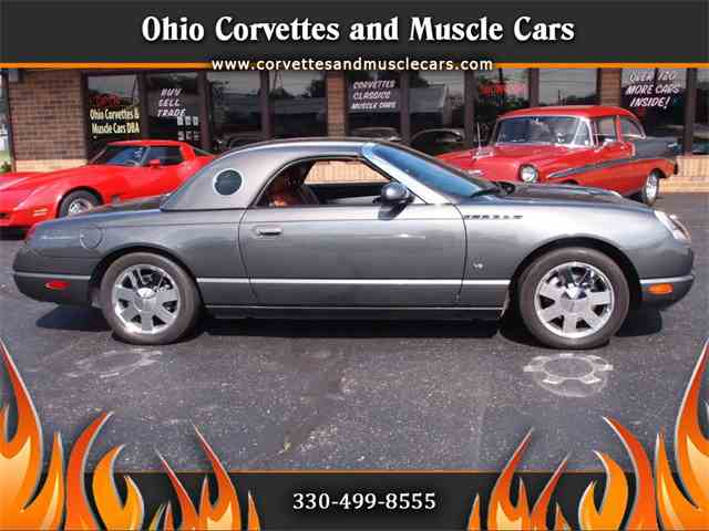 2003 Ford Thunderbird | 1002509