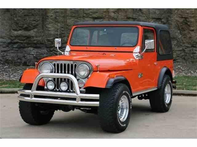 1978 Jeep CJ7 | 1002512