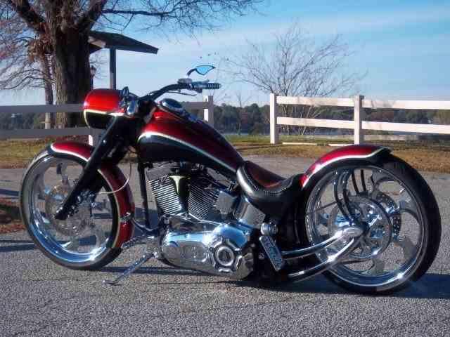 2002 Harley-Davidson FLSRCI Custom | 1002515