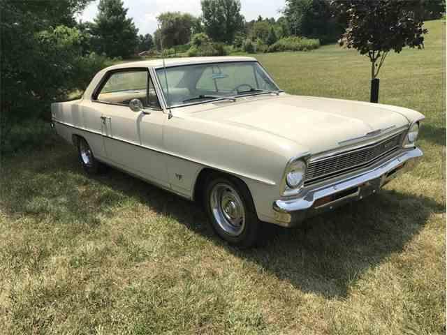 1966 Chevrolet Nova   1002517