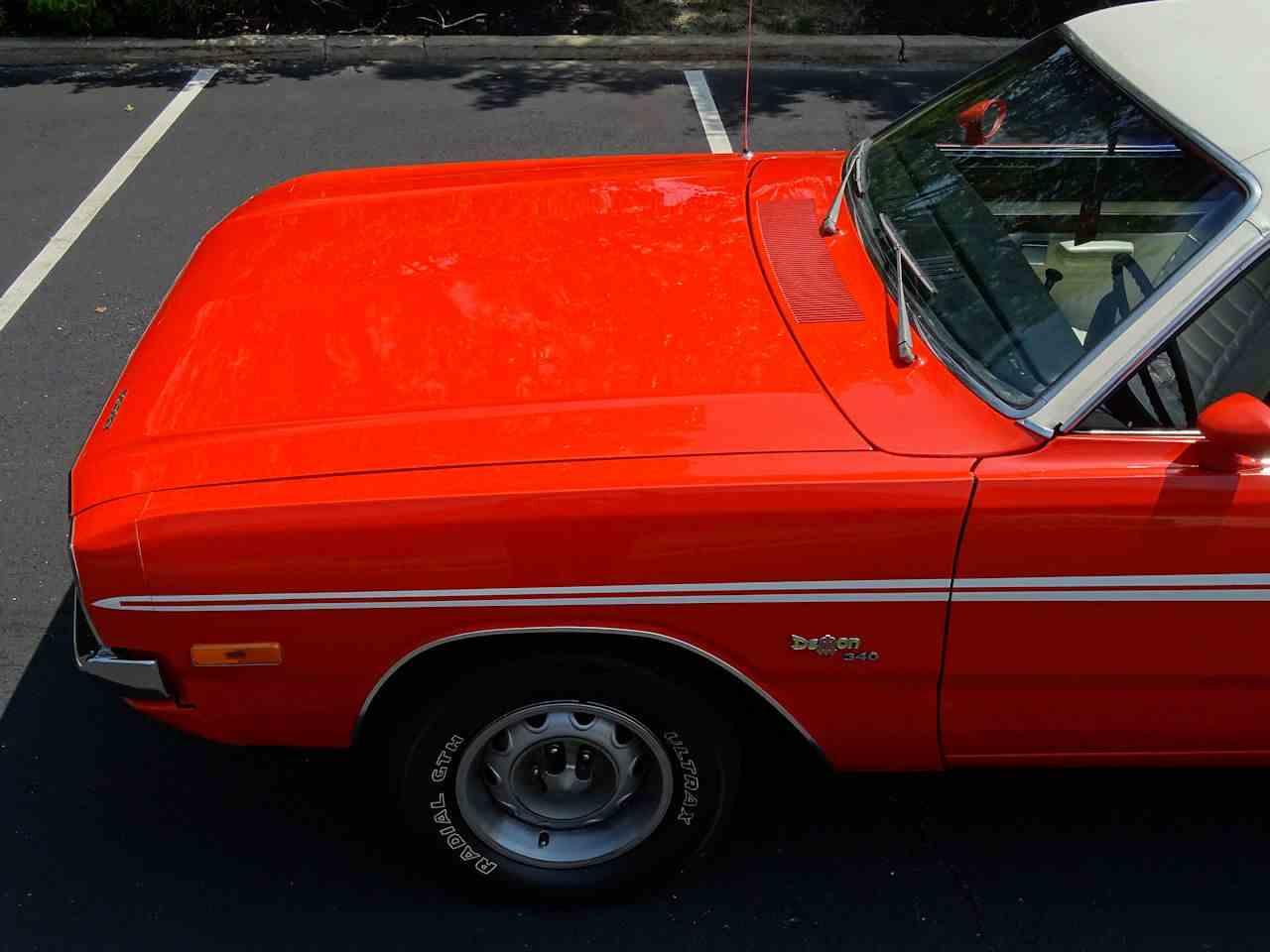 1972 dodge demon for sale cc 1002524 for Deptford motor vehicle inspection