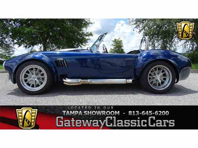 1965 Roadster AC Cobra | 1002526