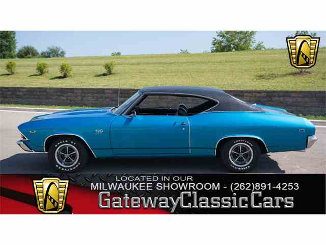 1969 Chevrolet Chevelle | 1002529
