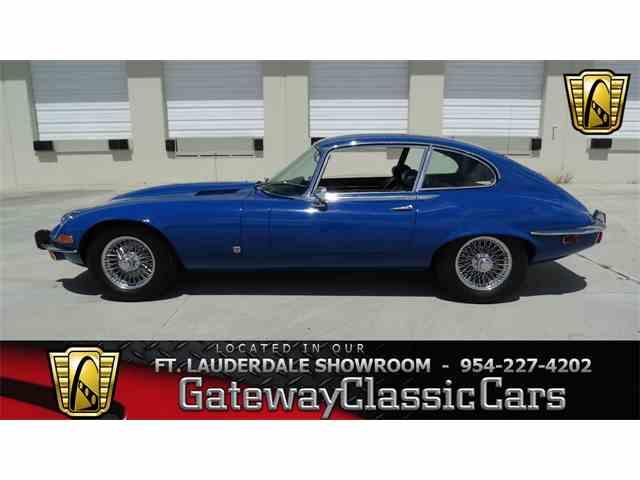 1973 Jaguar XKE | 1002531