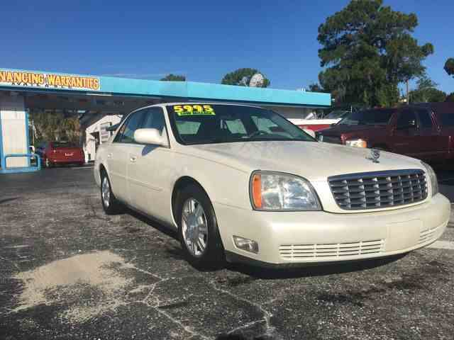 2003 Cadillac DeVille | 1002535