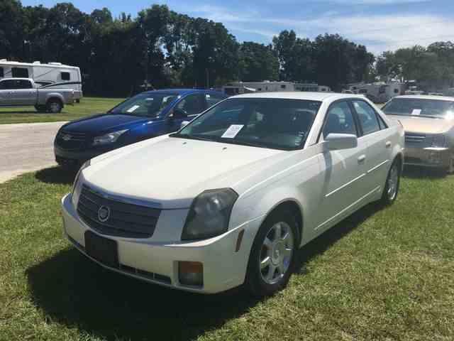 2003 Cadillac CTS   1002536