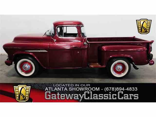 1955 Chevrolet Apache | 1002537