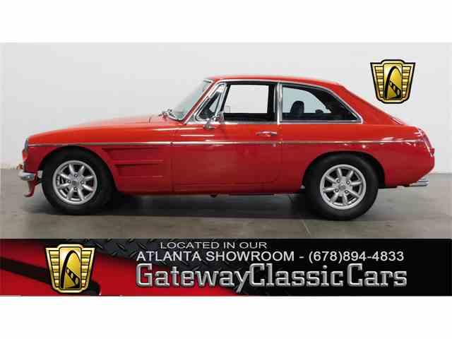 1972 MG B GT | 1002540