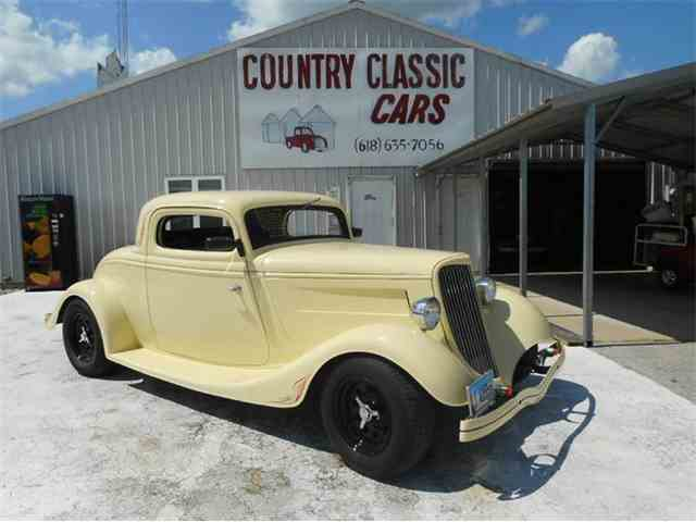 1934 Ford Coupe | 1002544