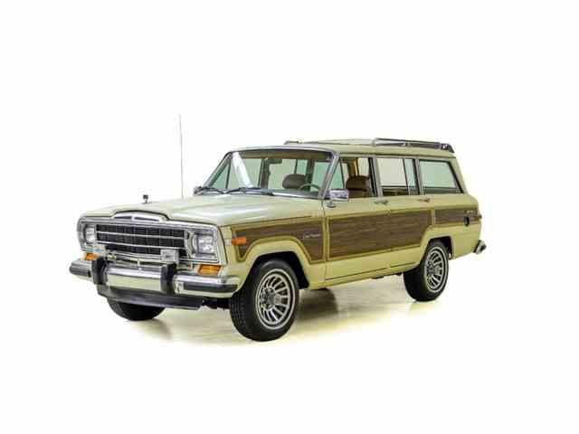 1988 Jeep Wagoneer | 1002550