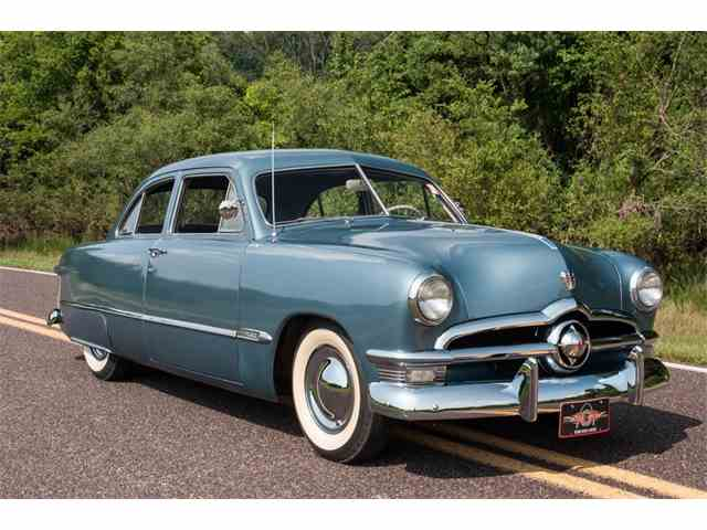1950 Ford Custom | 1002553