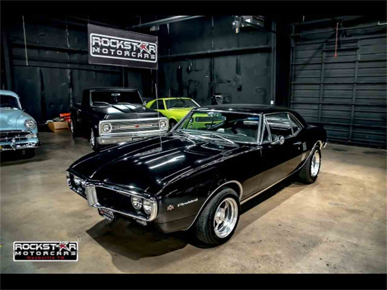 Large Picture of '67 Firebird - LHKT