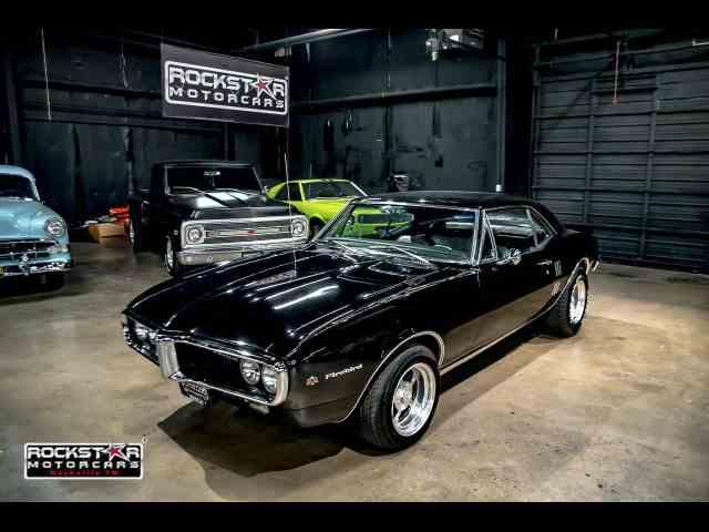 1967 Pontiac Firebird | 1002557