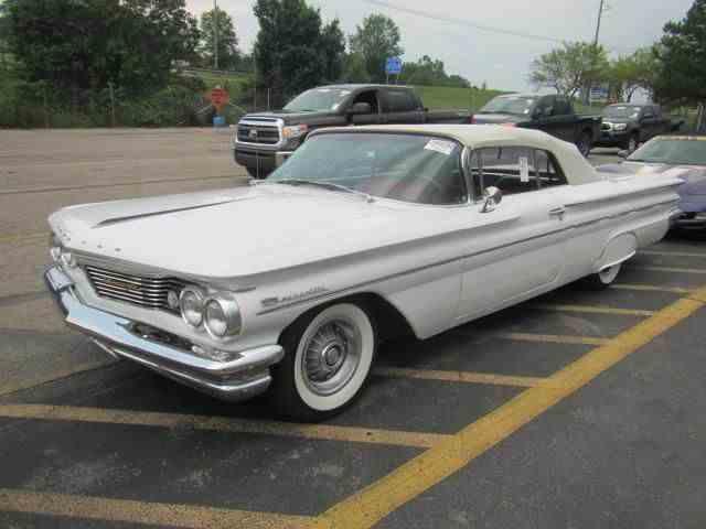 1960 Pontiac Bonneville | 1002562
