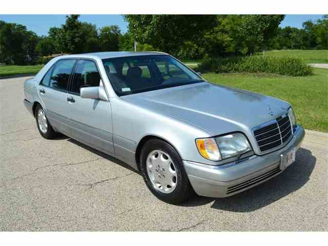 Classic mercedes s class for sale on 36 for 1995 mercedes benz s class