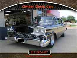 1959 Ford Galaxie 500 for Sale - CC-1002570