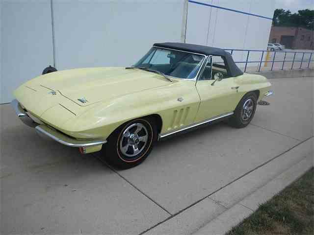 1966 Chevrolet Corvette | 1002572