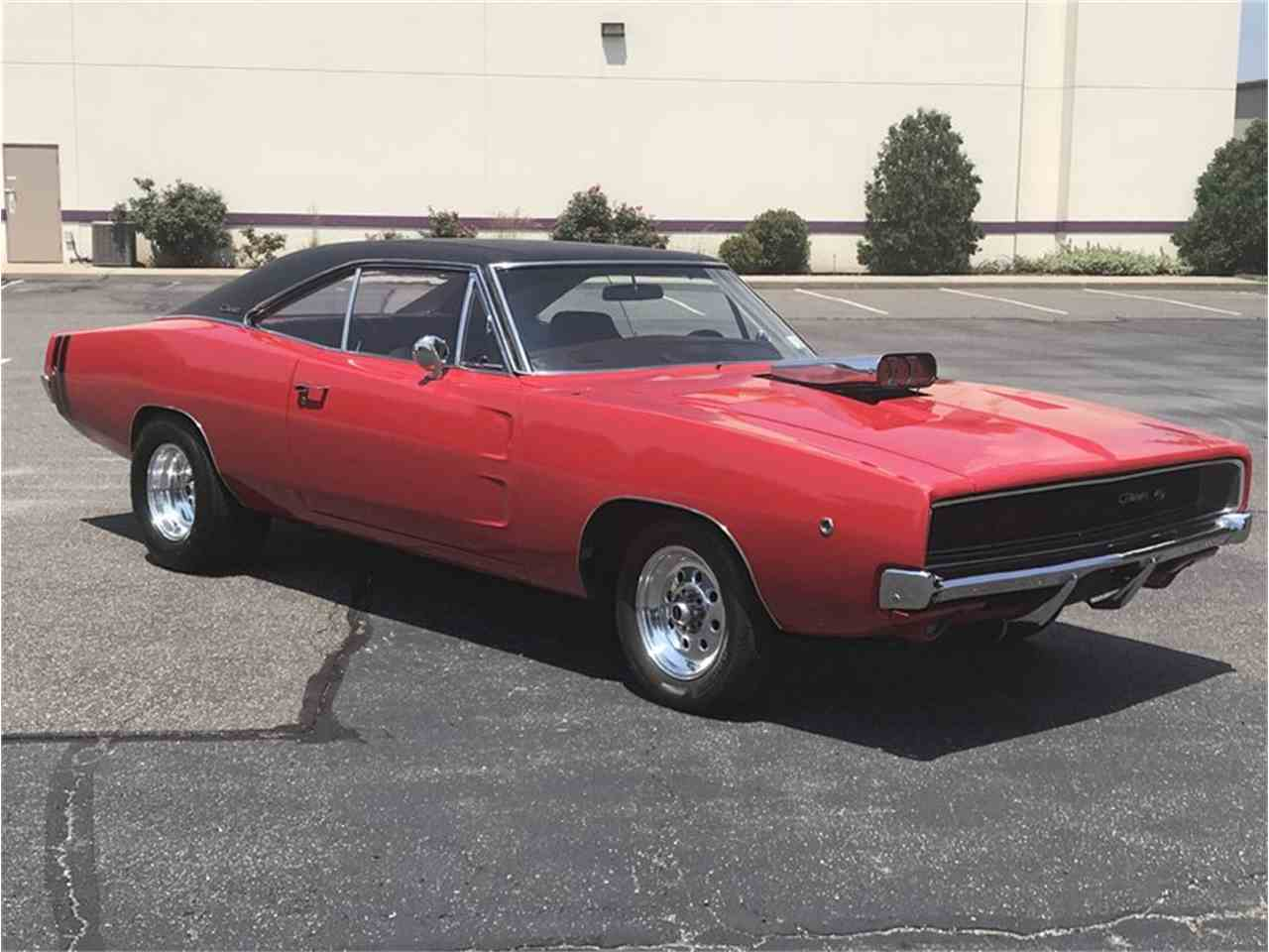 1968 dodge charger for sale cc 1002574. Black Bedroom Furniture Sets. Home Design Ideas