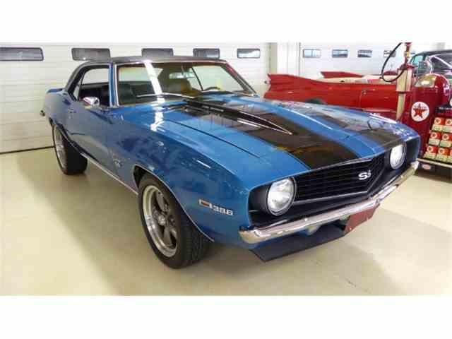 1969 Chevrolet Camaro   1002577