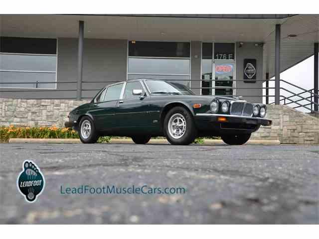 1987 Jaguar XJ6 | 1002578