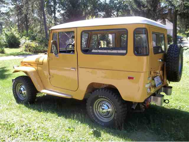 1971 Toyota FJ Cruiser | 1002584