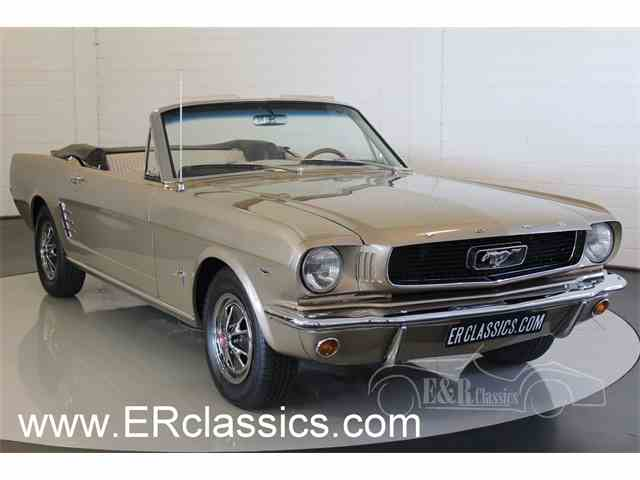 1966 Ford Mustang | 1002587