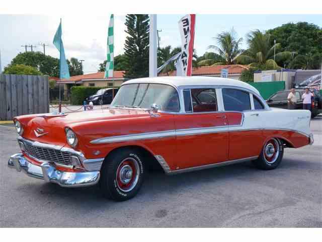 1956 Chevrolet Bel Air | 1002591