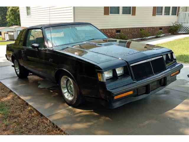 1984 Buick Grand National | 1002594