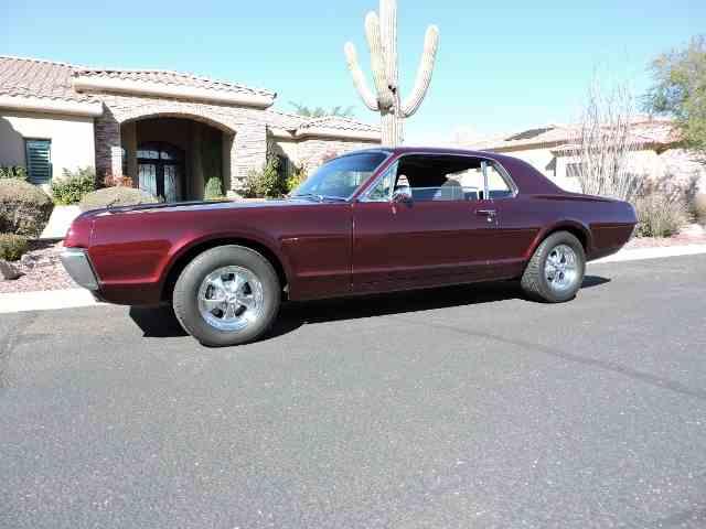 1967 Mercury Cougar XR7 | 1002597