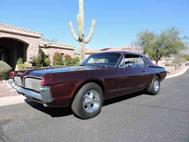 1967 Mercury Cougar XR7 | 1002597