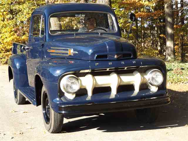 1952 Ford Pickup | 1002603